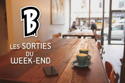 Sorties du week-end 4 et 5 mars
